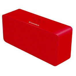 Altavoz portátil Sunstech SPUBT780 BLUETOOTH ROJO