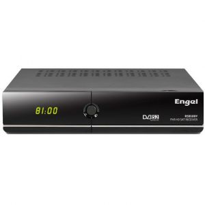 Engel RECEPTOR SATELITE RS-8100 Y HD PVR WIFI