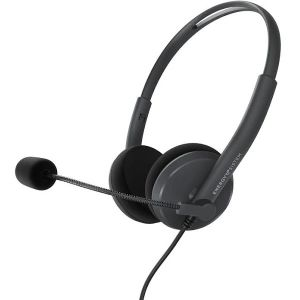 Auriculares Energy sistem L-HEADSET ENERGY OFFICE 2 ANTHRACITE 3,5MM