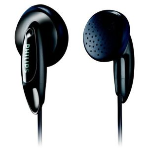 Auriculares Philips SHE-1350 NEGROS